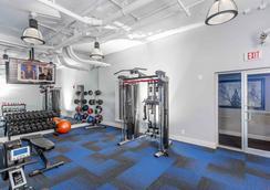 Philly Stays 2040 Market St - 필라델피아 - 체육관