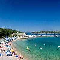 발라마 클럽 두브로니크 Valamar Club Dubrovnik Beach Copacabana
