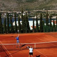 발라마 클럽 두브로니크 Valamar Club Dubrovnik Tennis