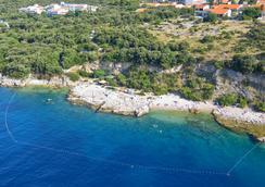 티레나 호텔 - 두브로브니크 - 해변