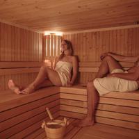 발라마르 아고시 호텔 Valamar Argosy Hotel Sauna