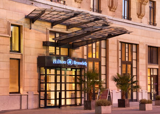 힐튼 브뤼셀 시티 호텔