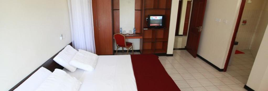 코스트게이트 호텔 몸바사 - 몸바사 - 침실