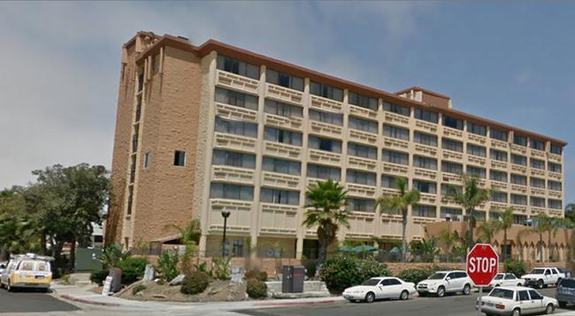 영사관 호텔 - 샌디에이고 - 건물