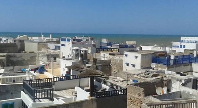Dar el Pacha Hostel - 에사우이라 - 해변