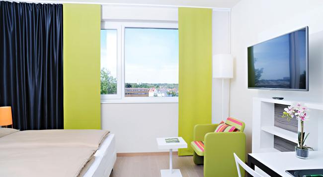 해리스 홈 뮌헨 호텔 & 아파트먼츠 - 뮌헨 - 건물