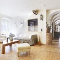 Hotel Schwarzer Adler Lobby