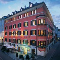 Hotel Schwarzer Adler Exterior