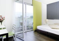 Harry's Home Hotel Linz - 린츠 - 침실