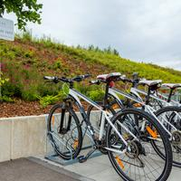 레제르 호텔 룩셈부르크 rental bikes