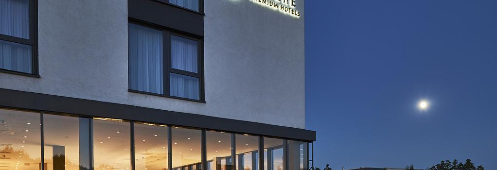 레제르 호텔 룩셈부르크 - 룩셈부르크 - 건물