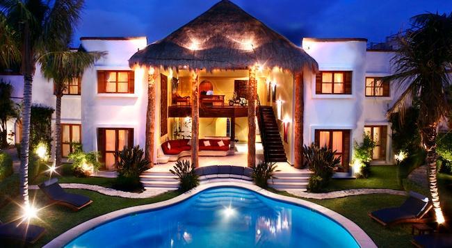 Mosquito Blue - 플라야 델 카르멘 - 건물