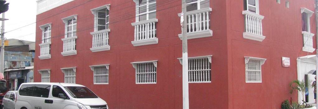 Hotel Casa Salome - 카르타헤나 - 건물
