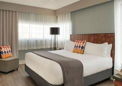Washington Park Hotel - 마이애미비치 - 침실