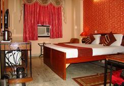 호텔 인드라프라스타 - 뉴델리 - 침실