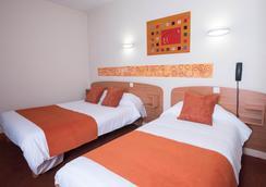Grand Hotel de la Gare - Angers - 침실