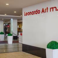 레오나르도 아트 텔아비브 바이 더 비치 Interior Entrance