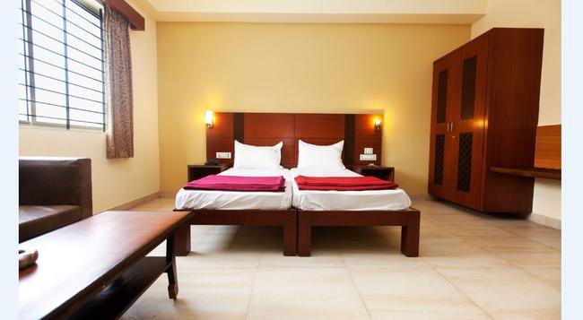 호텔 잔파스 - 벵갈루루 - 침실
