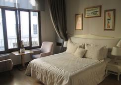 Ragip Pasha Apartments - 이스탄불 - 침실
