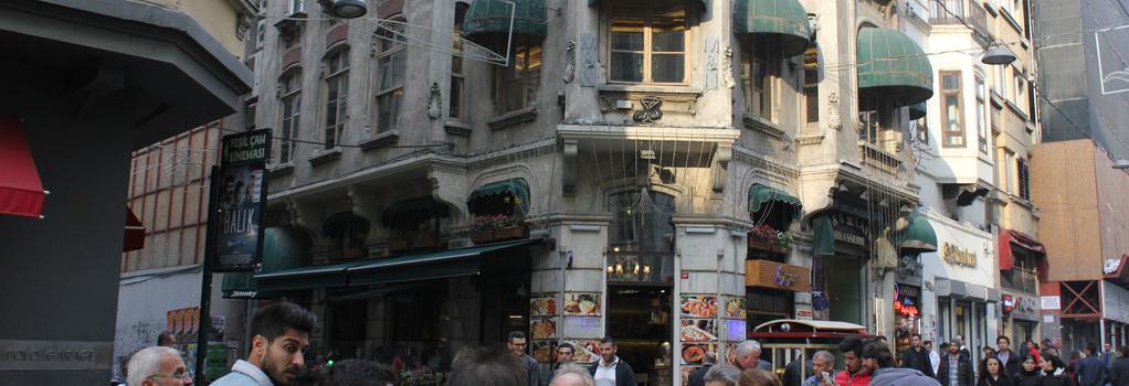 Ragip Pasha Apartments - 이스탄불 - 건물