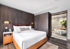호텔 48렉스 뉴욕 - 뉴욕 - 침실