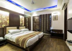 호텔 르 카드르 - 뉴델리 - 침실