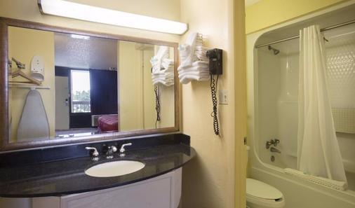 올랜도 컨티넨털 플라자 호텔 - 올랜도 - 욕실