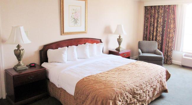 Carolina University Inn - 컬럼비아 - 침실