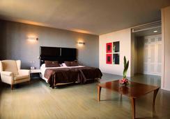 호텔 에스쿠엘라 산타 크루즈 - 산타크루스데테네리페 - 침실