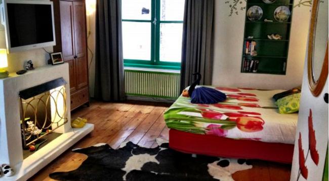 Tulip of Amsterdam B&B - 암스테르담 - 침실