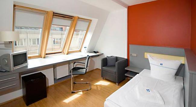 Dietrich-bonhoeffer-hotel - 베를린 - 침실