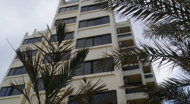 호텔 아주르 - 카사블랑카 - 건물