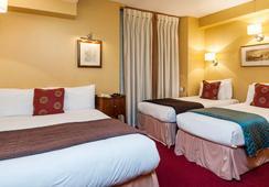더 캐슬톤 호텔 - 런던 - 침실
