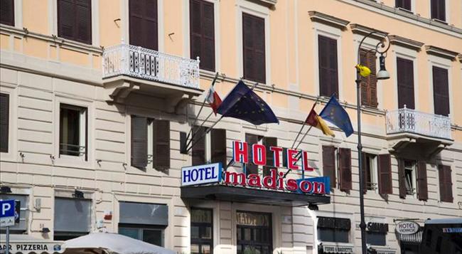 매디슨 호텔 - 로마 - 건물