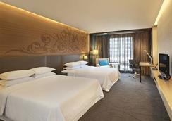 포 포인트 바이 쉐라톤 방콕 스쿰빗 15 호텔 - 방콕 - 침실
