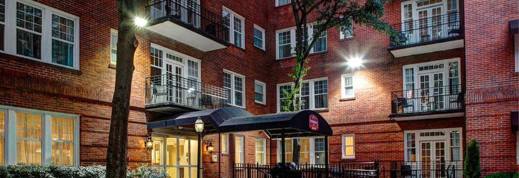 Residence Inn by Marriott Atlanta Midtown Georgia Tech - 애틀랜타 - 건물