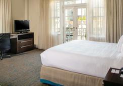 Residence Inn by Marriott Atlanta Midtown Georgia Tech - 애틀랜타 - 침실