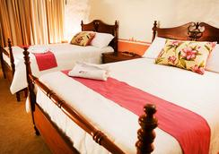 Noc-ac Hacienda Hotel & Spa - 메리다 - 침실