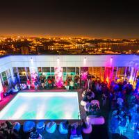 HF 이파네마 파크 호텔 Bar/Lounge