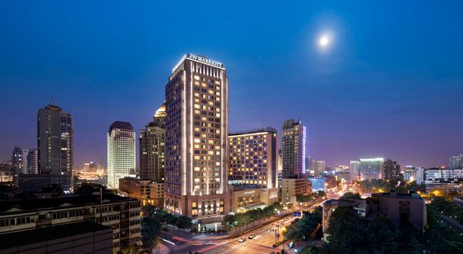 JW 메리어트 호텔 항주 - 항저우 - 건물