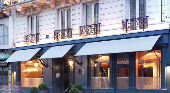 베스트 웨스턴 프리미어 오페라 포부르 (구. 쥘 호텔) - 파리 - 건물