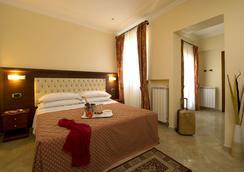 호텔 에스포시지오네 - 로마 - 침실