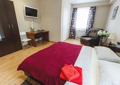 Asti Rooms Hotel - Tomsk - 침실