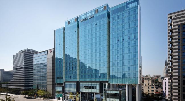 신라스테이 역삼 - 서울 - 건물