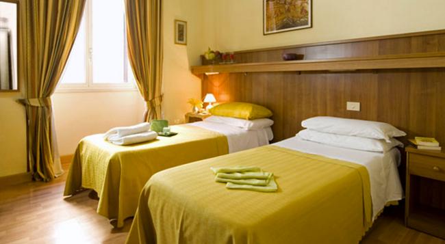 Hotel Altavilla - 로마 - 침실
