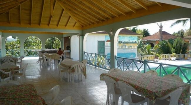 Pure Garden Resort Negril - 네그릴 - 레스토랑