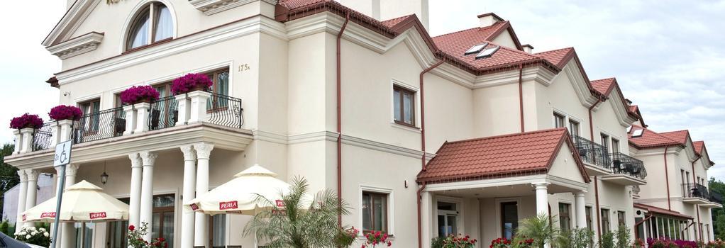 Hotel Luxor - 루블린 - 건물