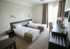 Hotel Luxor - 루블린 - 침실