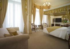 파크 인터내셔널 호텔 런던 - 런던 - 침실