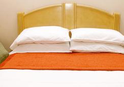 Hotel Lun Fun Manta - Manta - 침실